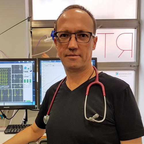 Dr. Juan Miguel Morillas